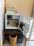 冷蔵庫の中は・・・
