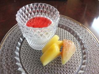 朝食~デザート~