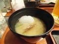 帆立の味噌汁