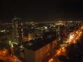 ホテルから見た夜景