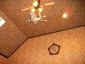 客室の天井