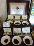日本紅茶協会認定『おいしい紅茶の店』(1階ロビーラウンジ)