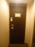 部屋のドア(内側)
