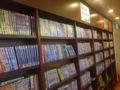 漫画の蔵書