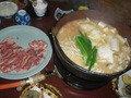 名物 味噌鍋