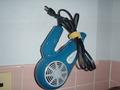 洗面所設置のドライヤー