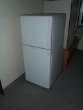 フロアに1台 冷蔵庫