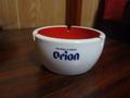 灰皿(Orionビールのロゴ付き)