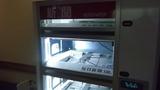 新聞の自動販売機もありました
