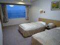 特別室は和室、ベッドルーム、バスルームの贅沢なつくり