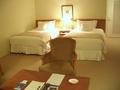 広々として明るく開放的 清潔な客室
