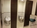 西館9階(スカイビアガーデンがある階)のトイレ