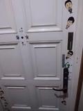 ドアのシール