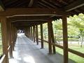 東福寺の立派な回廊