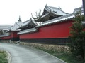 赤壁で有名な合元寺
