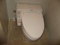 デラックスプラスのトイレ