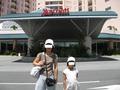 ホテルエントランス