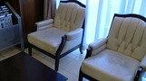 素敵な椅子。