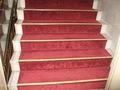 ブライダルフロア階段。