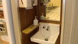手洗い場。