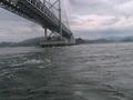 大鳴門橋の下