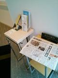 朝刊は無料。