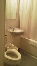 お風呂とトイレです
