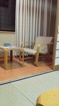 登別グランドホテルの宿泊したお部屋です