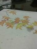 テーブル敷紙
