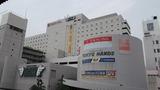 江坂駅のホームから