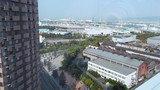 ホテルからの眺望です
