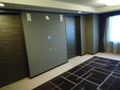 16階のエレベータホール前