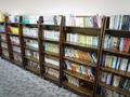 読書室の本棚