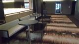 宴会場前の待合スペース