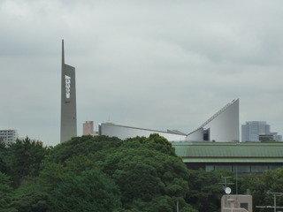 有名な教会が見えました
