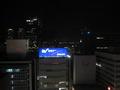 梅田スカイビル方面の夜景