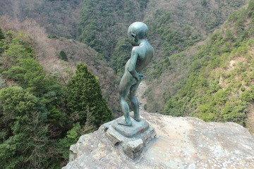 写真クチコミ:崖の上の放尿