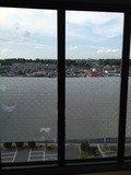 最上階お風呂からの眺望