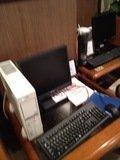 ロビーにあったインターネットサービス