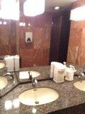 最上階トイレの洗面台