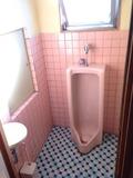 共同トイレ便器
