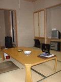 とても広々とした和室