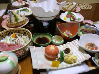 写真クチコミ:前沢牛三昧の食事がすばらしい