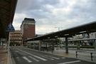 米子駅前 バスターミナル