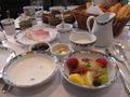 朝食の内容です。