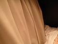 カプセル内のカーテン