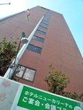 ホテル建物