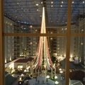ホテル内もテーマパーク