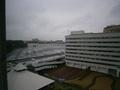 窓からの眺め(TDR駐車場)
