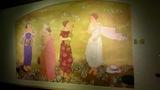 ロビー壁画